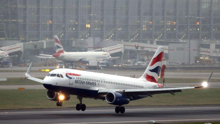 british airways fails to