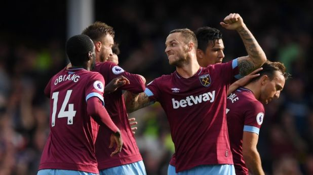 Highlights: Everton 1-3 West Ham