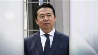 Interpol demands 'clarification' from China on missing chief Meng Hongwei e4ca1b25e42aadf9eb54602912ff86b3fcaf58f5b9a5eff51c206031013e2af3 4444416