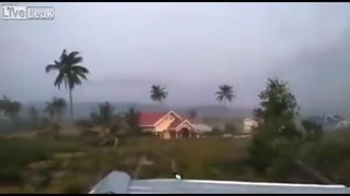 The earthquake in Indonesia has caused massive liquefaction, or movement of soil, which has destroyed thousands of homes.  Why the ground turns to liquid in an earthquake skynews indonesia quake 4440462
