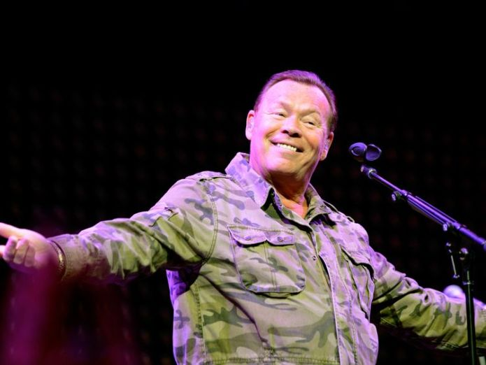 Mr Kavanaugh and his friend were said to have been looking at a man who resembled UB40's Ali Campbell   Brett Kavanaugh 'involved in bar brawl after UB40 gig' skynews brett kavanaugh ali campbell 4440492