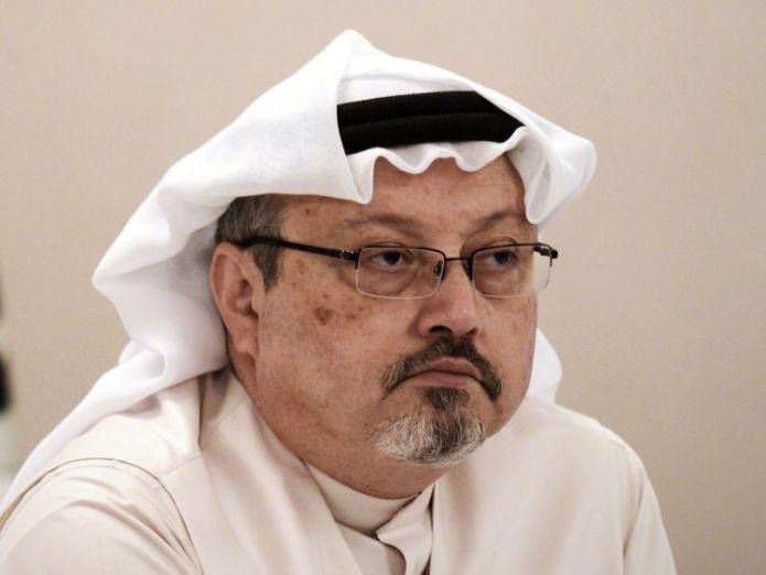 Jamal Khashoggi  Trump says US would be 'punishing itself' by scrapping Saudi arms deal skynews jamal khashoggi missing saudi 4452091