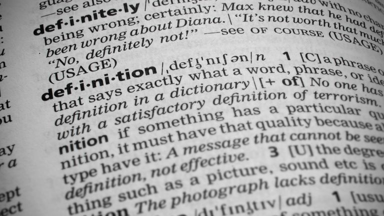 More than 1,400 definitions have been added in the latest dictionary update