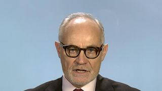 Tory MP and ERG member Crispin Blunt does not rate Theresa May's chances of having the draft Brexit agreement signed off by parliament very highly