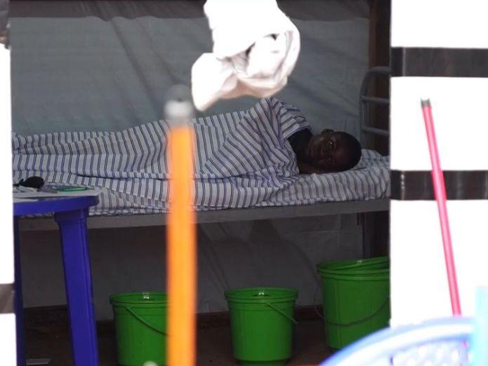 Ebola  Congo's Ebola fight complicated by war and suspicion over vaccine skynews ebola sparks sparks 4481723