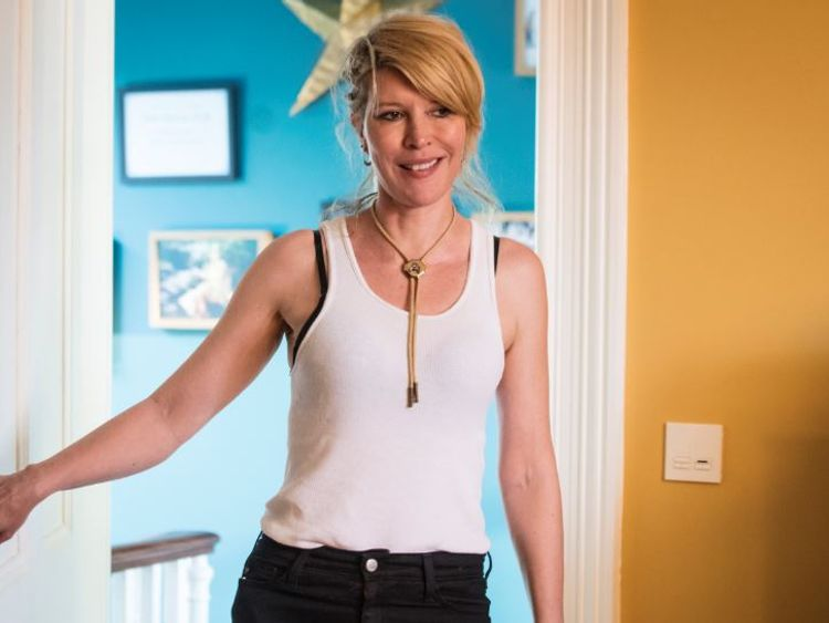 Julia Davis writes, directs and stars as Emma in Sally4Ever