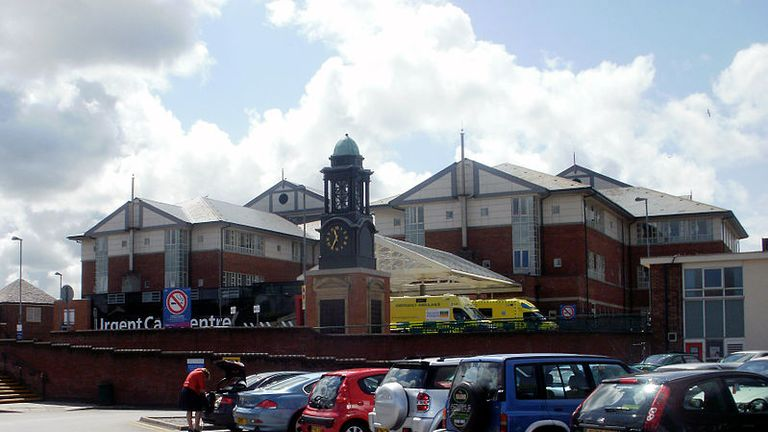 Blackpool Victoria Hospital. Pic: Belovedfreak