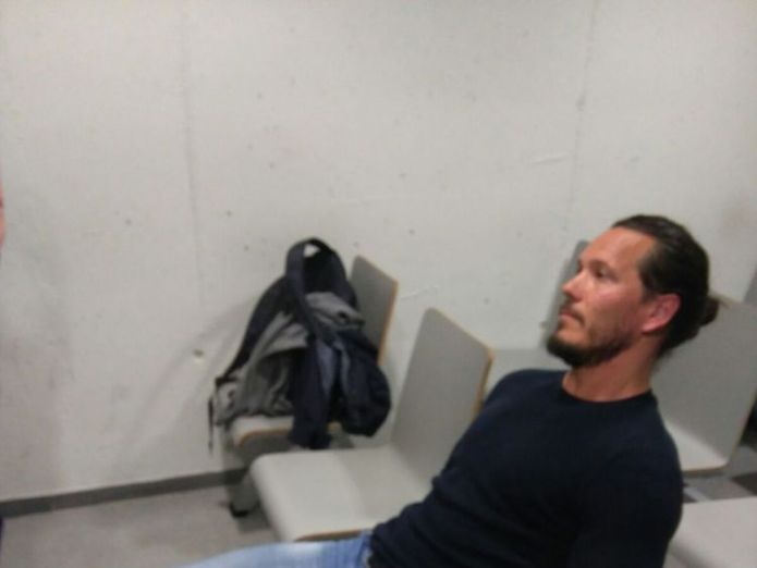 Jamie Acourt was arrested. Picture: NCA