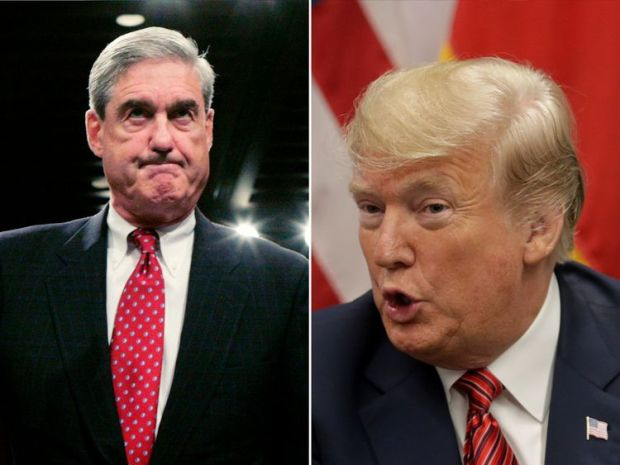 Robert Mueller is a special counsel investigating Russian collusion in the 2016 campaign