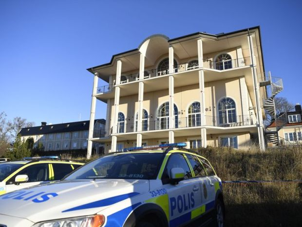 The talks are at being held at Johannesberg Castle in Rimbo,  north of Stockholm
