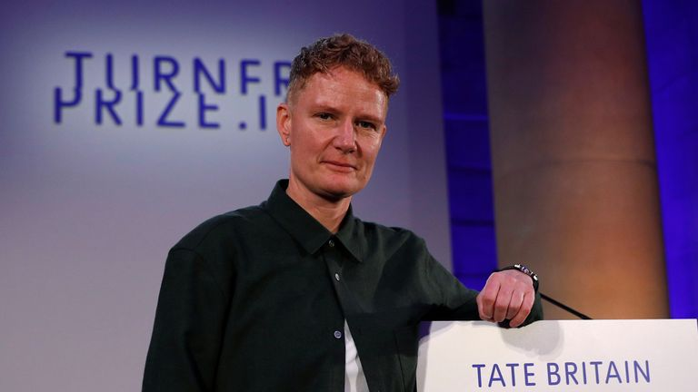 Glasgow artist Charlotte Prodger wins the 2018 Turner Prize