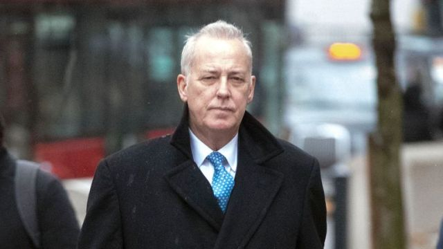 Michael Barrymore will no longer receive substantial damages