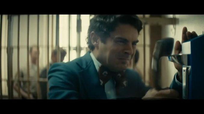 Zac Efron as Ted Bundy