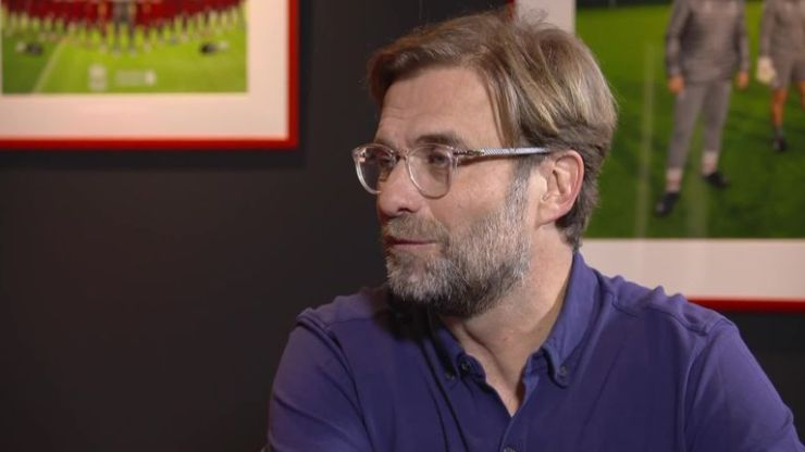 KLOPP SPEAKS ABOUT SOLSKJAER AHEAD OF PREMIER LEAGUE CLASH BETWEEN MAN UNITED AND LIVERPOOL 840a4f87fbcfad1b7462d393b49f403804a7394991d52379c4dbe3b37353c27a 4585248
