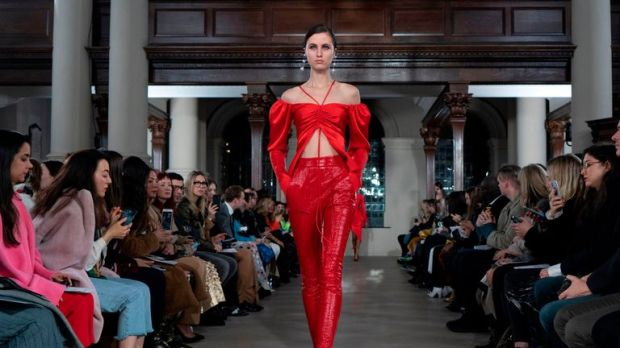 The UK Fashion Council estimates the industry is worth more than £30bn to the UK economy