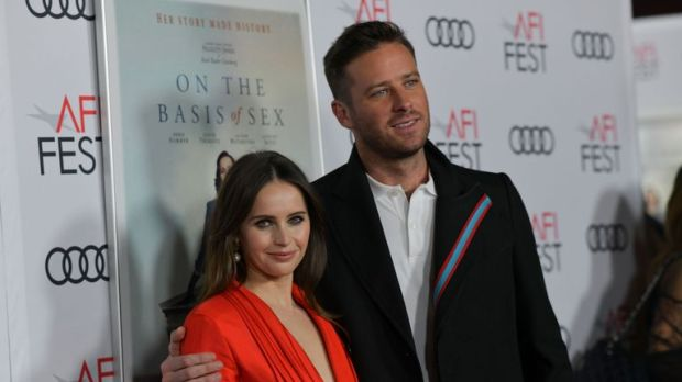 Felicity Jones and Armie Hammer star in Ruth Bader Ginsburg biopic On The Basis Of Sex