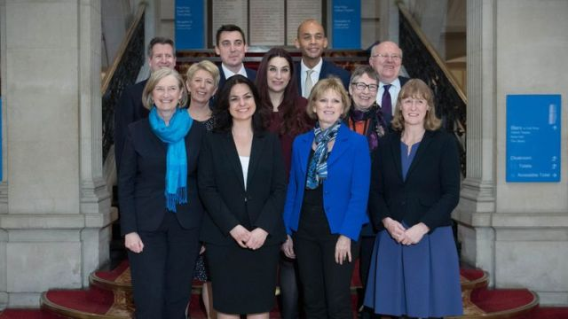 The 11 Independent Group MPs