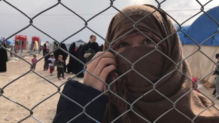 A teenager from France said she was taken to Syria when she was 15 years old