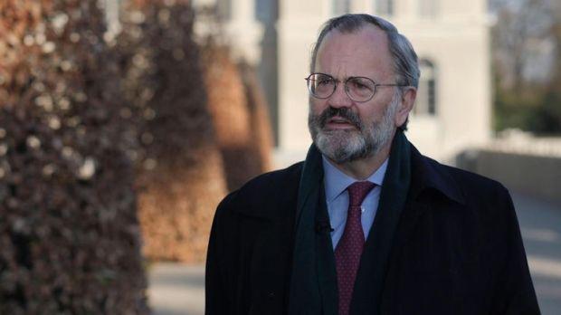 WTO chief spokesman Keith Rockwell