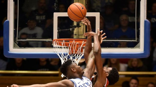 Zion Williamson has been tipped as the next LeBron James