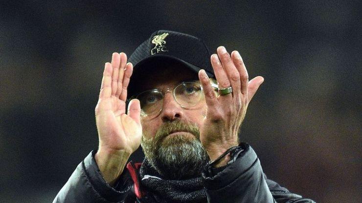 Klopp reveals how Liverpool will beat Manchester City to Premier League title skysports jurgen klopp liverpool 4568618