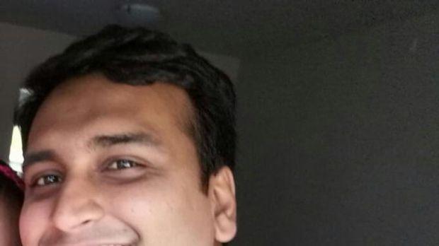 Farhaj Ahsan was confirmed missing by Indian politician Asaduddin Owaisi. Pic: Asaduddin Owaisi