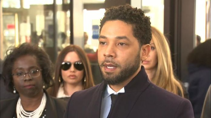 The case against Empire star Jussie Smollett has been canceled.