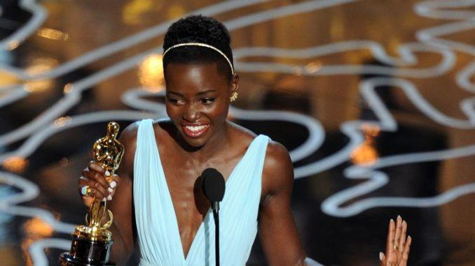 Lupita Nyong'o won an Oscar in 2014