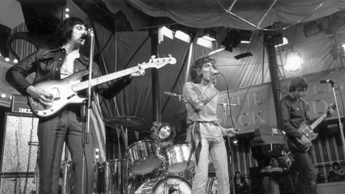 The Who formed in the 1960s and split up in 1983