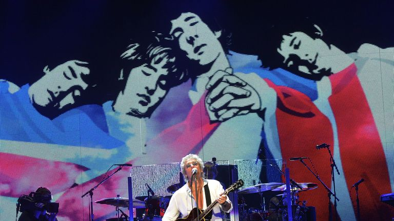 Roger Daltrey claims the band never actually split up