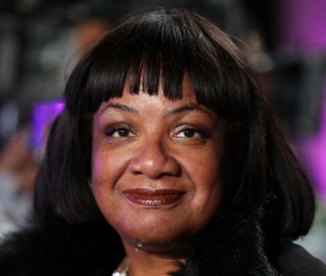 Diane Abbott Sorry For Drinking Mojito On Tfl Train