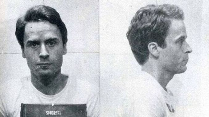 Ted Bundy's murder spree ranged across several states