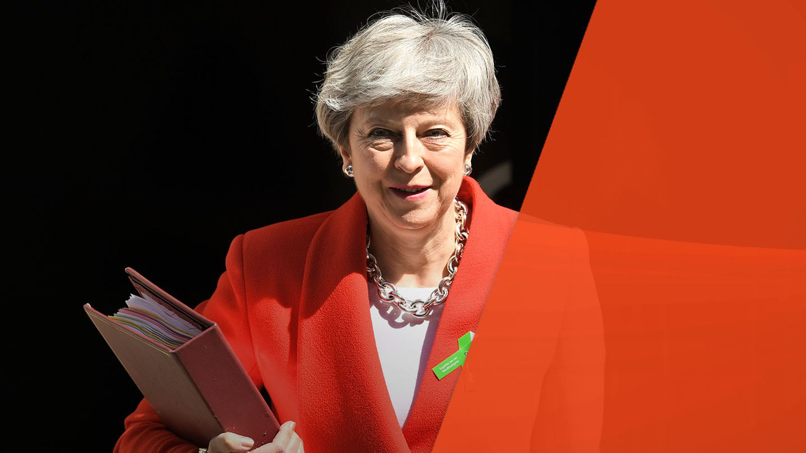 skynews-theresa-may_4670133 No departure date from May despite showdown talks