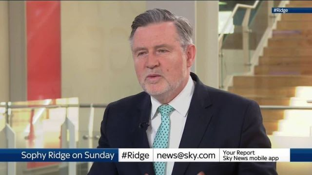 Labour's ability to hold together the country is essential according to Barry Gardiner.