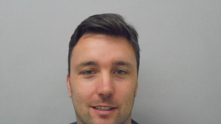 Andrew Munday was jailed for more than five years for fraud