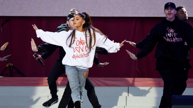 Twenty three people, including the bomber, died in the attack following an Ariana Grande concert in May 2017