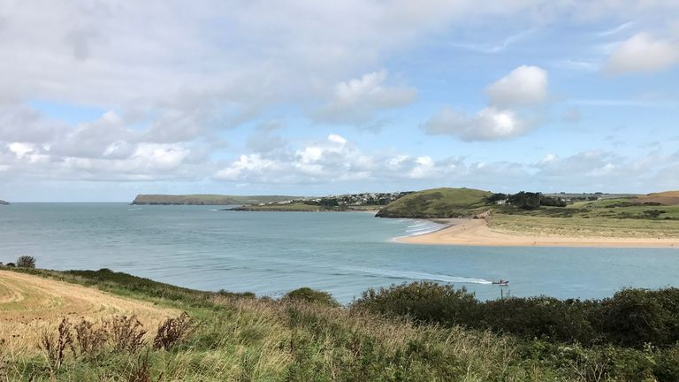 The Camel Estuary in Cornwall is one of the new protected sites