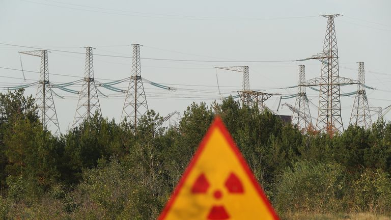 Chernobyl Nuclear Fallout Zone Mapped By Drones Uk News