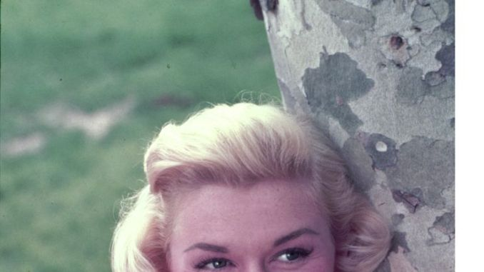 Doris Day in Young Man With A Horn in 1950