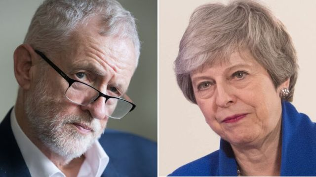 Theresa May and Jeremy Corbyn have both had disappointing nights