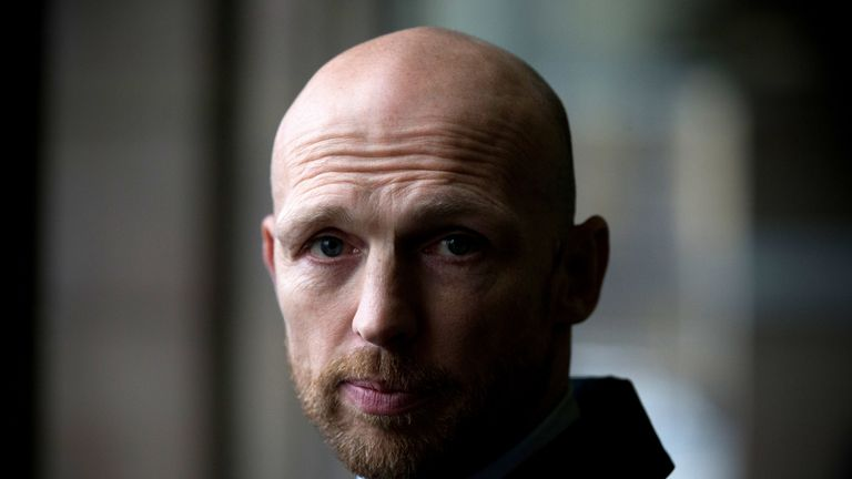 Former England rugby player Matt Dawson's company was also targeted