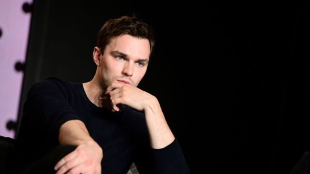 """Nicholas Hoult speaks onstage at """"The Current War"""" press conference during the 2017 Toronto International Film Festival at TIFF Bell Lightbox on September 10, 2017 in Toronto, Canada."""