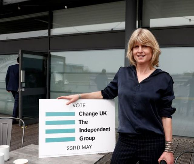 Rachel Johnson The Brexit Party Is Wiping The Floor With The Lot Of Us Politics News Sky News