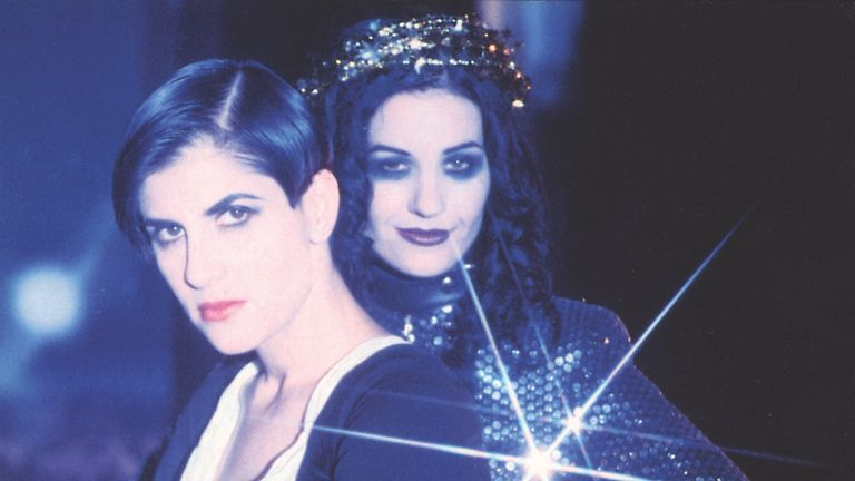 Shakespears Sister - Marcella Detroit and Siobhan Fahey - from the Stay video