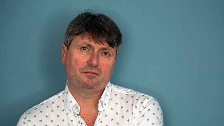 Ex-probation officer Simon Armitage named poet laureate   UK News   Sky News