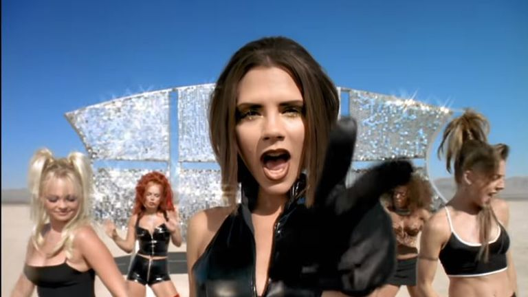 Spice Girls - Say You'll Be There. Pic: Spice Girls/YouTube