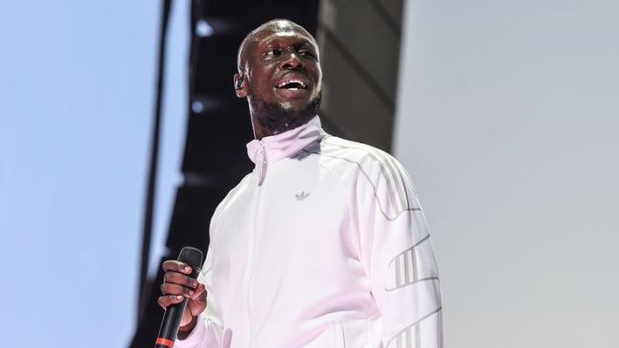 Stormzy has debuted on The Sunday Times rich list