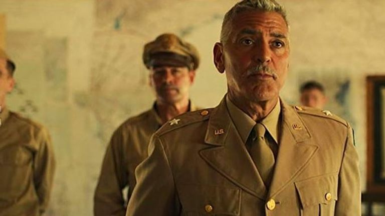 George Clooney in Catch 22