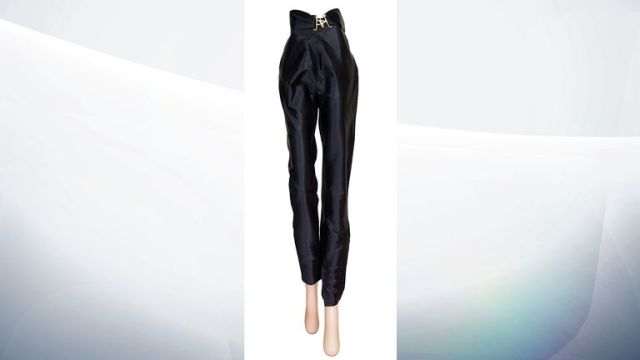 The skin-tight trousers worn by Olivia Newton-John in Grease