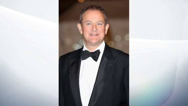 Hugh Bonneville will portray Time magazine war correspondent Bob Hastings